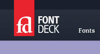 6 Very Popular Web Font Services
