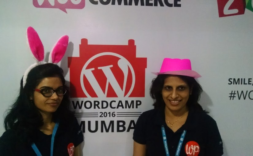 My Experience at WordCamp Mumbai 2016